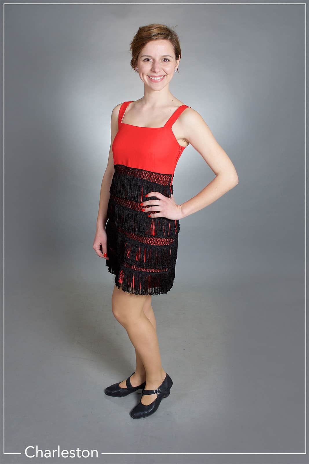 Charleston ruha
