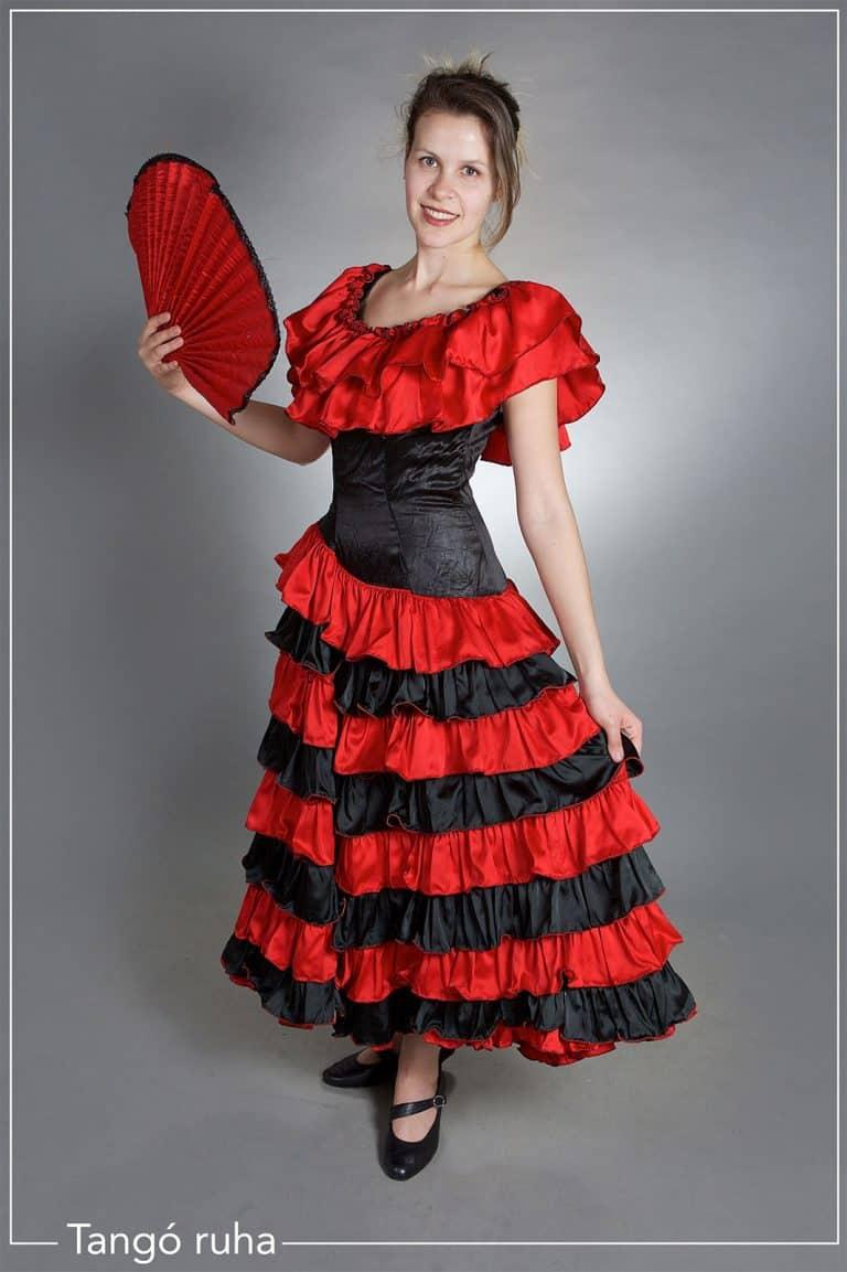 Tangó ruha